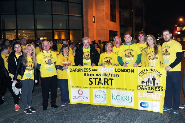Darkness Into Light London, Cricklewood, London 7th May 2016